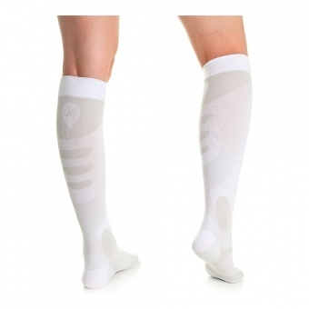Compression Socks Thuasne White