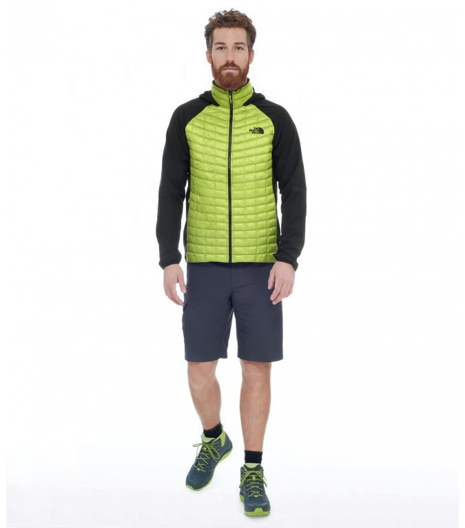 725daf168c62 The North Face Men's Thermoball Hybrid Hoodie - The Wildstore