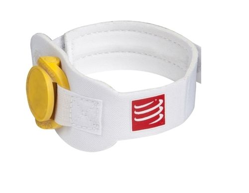 Time Chip Strap White