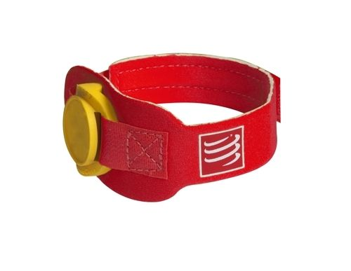 Time Chip Strap Red
