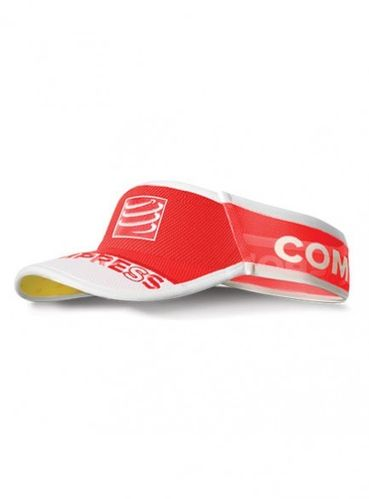 Visor Ultra Light Vermelho Compressport