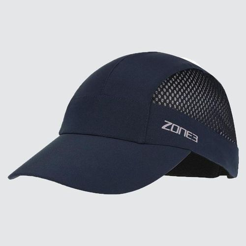 Zone3 Running Cap Navy Blue