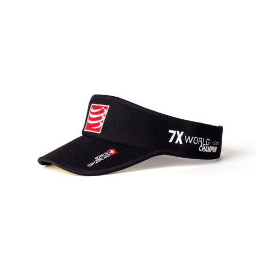 Visor Preto Compressport