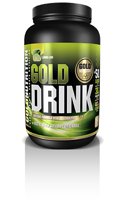 Gold Drink Gold Nutrition