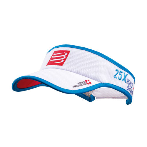 Compressport Visor White