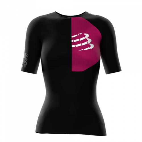 Compressport Triathlon Postural Top Women Preta