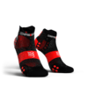 Pro Racing Socks V3.0 Run Ultralight Low Preto Compressport