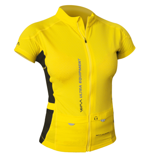 WAA Ultra Carrier Shirt SS Amarela Women
