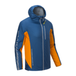 WAA Ultra Rain Jacket 3.0 Men Blue Orange