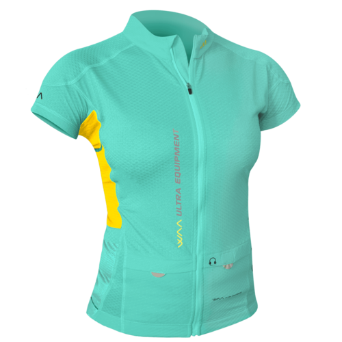 WAA Ultra Carrier Shirt SS Mint Women