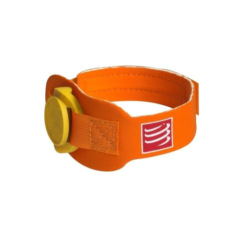 Time Chip Strap Orange