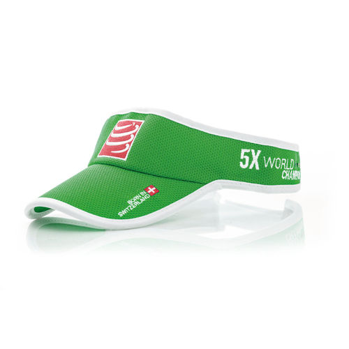Compressport Visor Green