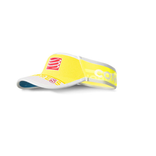 Compressport Visor Ultra Light Yellow