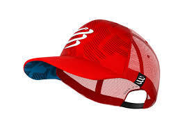 Trucker's Cap Red Compressport