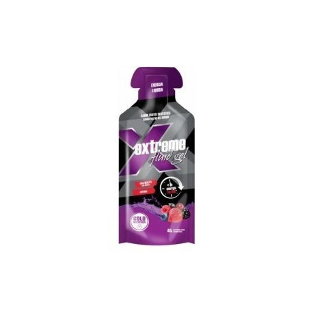Gold Nutrition Extreme Fluid Gel Berry