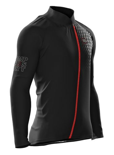 Hurricane V2 Jacket Preto Compressport