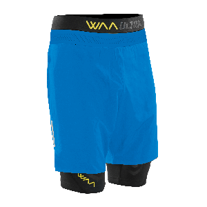 WAA 3-in-1 Shorts Blue