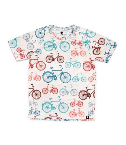 Bike Shirt Men Hoopoe