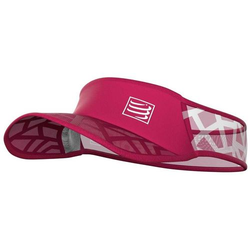 Compressport Visor Ultra Light  Spider Bordeaux