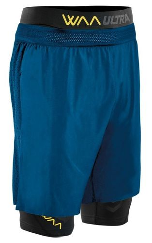 WAA 3-in-1 Shorts Midnight Blue