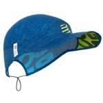 Pro Racing Cap Blue Melange Compressport