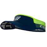 Visor Ultralight Blue Lime Compressport