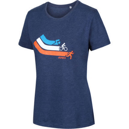 Zone3 Women's Swim Bike Run Tee