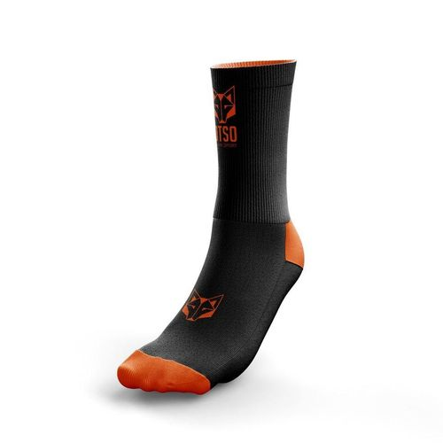 Otso Multisport Socks Medium Cut Yepaaa Black