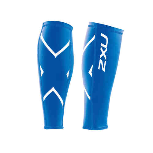Perneiras Compression C Guard Azul 2XU