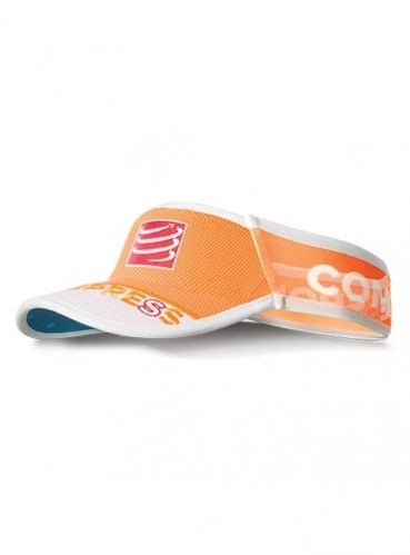 Visor Ultra Light Laranja Compressport