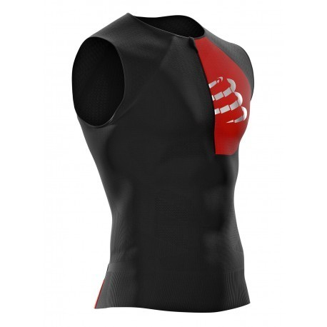 Compressport Postural Triathlon Tank Top  Man