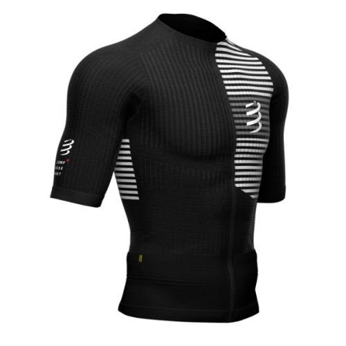 Tri Postural SS Top Black Men