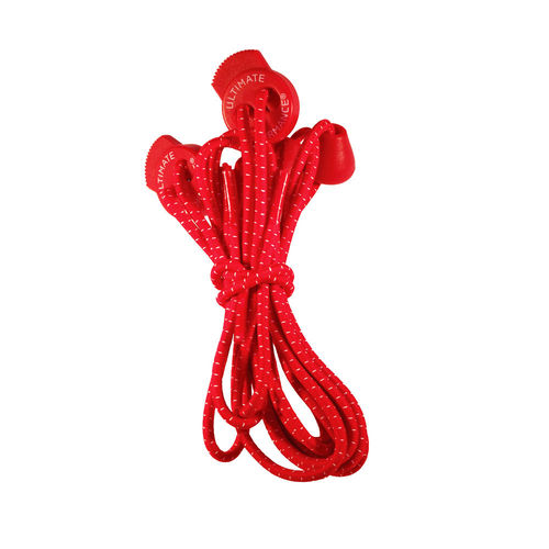 Elastic Laces Red
