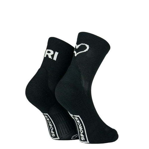 Socks Sporcks Tri Love Black