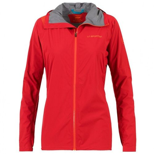 La Sportiva Run Jacket Women Garnet