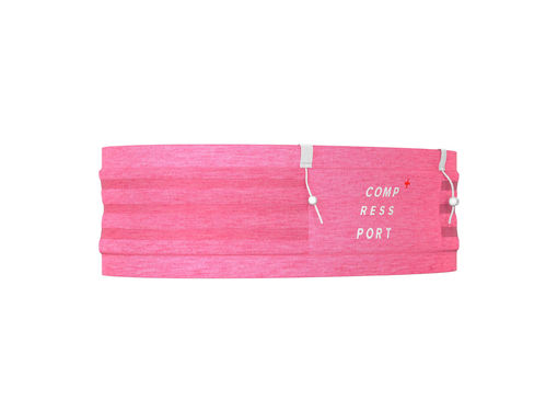 Compressport Freebelt Pro Pink