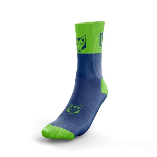Otso Multisport Socks Medium Cut Blue / Green