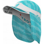 Ice Cap Sun Shade White/Blue Compressport