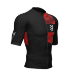 Triathlon Postural SS Top Black Men