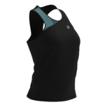 Compressport Performance Singlet Woman Black